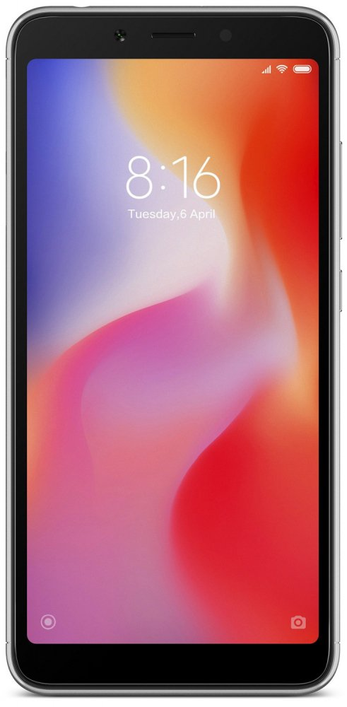 Xiaomi Redmi 6 3Gb/32Gb (Black)